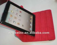 leather pu case for i pad3