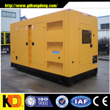 We have been the industry leader for many years! 180kw 225kva Soundproof diesel generator powered by CUMMINS engine