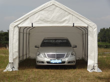 Factory supplier of SS-1224 outdoor metal structure car canopy