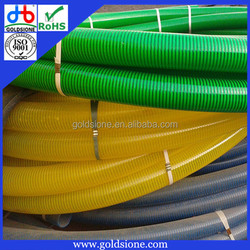 PVC/PU antistatic industrial suction hose pipe