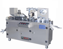 DPP-80 automatic cup blister form fill seal small packing machine