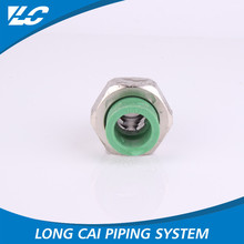 High quality water plumbing ppr pipe female threaded ppr pipe fitting ppr union