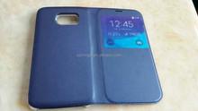 Original flip cover case for Samsung Galaxy S6
