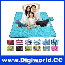2m Printed Camping Folding Picnic Mat