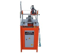 AUTOMATIC PVC ROUTER MACHINE WITH 3 SPINDLE DRILL,WATHER DISCHARGE