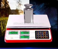 LED/LCD Doubel Sides Display/3kg-40kg 0.1g High Precision Pricing and Weighing Scales/acs-30 price computing scale