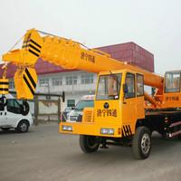 Best Vaule Good Quality Hydraulic Mobile Construction 16 Ton Truck Crane