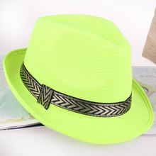 spring and autumn male outdoor jazz hat adult children hat wholesale