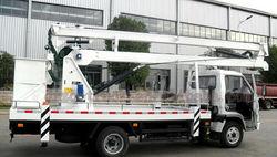 FOTON 4X2 truck mounted aerial work platform rc tow truck for sale tow truck winch for sale