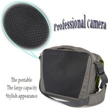 2015 hot sale neoprene for SLR canvas waterproof canvas camera shoulder bag