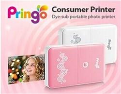 Fashion mobile portable wifi professional photo printer Hiti Pringo