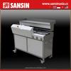 Alibaba supplier CE sansin 955V3 hot melt perfect glue binder machine