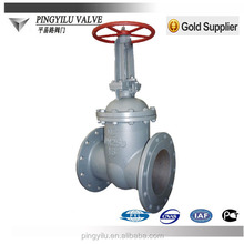 alibaba express flanged end dimensions stem gate valve gold supplier
