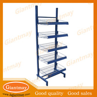 3 tier wire cookies display stand