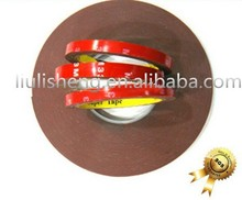 Wholesale excellent quality waterproof High density super strong propyl acid strong adhesion 3m double sided foam tape