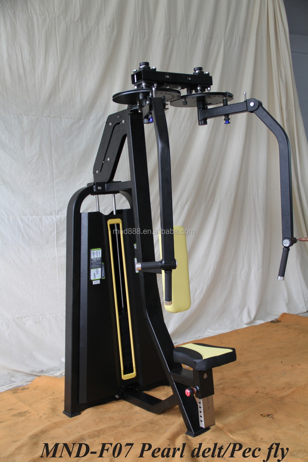 Pearl Delt/Pec Fly factory directly sale commercial fitness equipment/ indoor gym fitness equipment