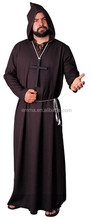 Unisex men moke robe costume adult halloween fancy dress cosplay BMG8134