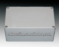 outdoor used waterproof aluminium boxes for electronics