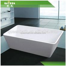 Cheap Wooden Freestanding Folding Portable Bathtub