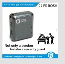 MINI GPS tracker for vehicle/children/adult/pets with alarm function in alibaba supply
