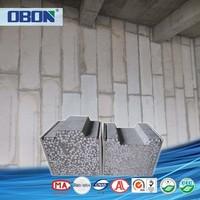 OBON modular home wall EPS concrete sandwich panel in shenzhen