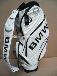 Wholesale oem golf 2016 BMW branded golf bag