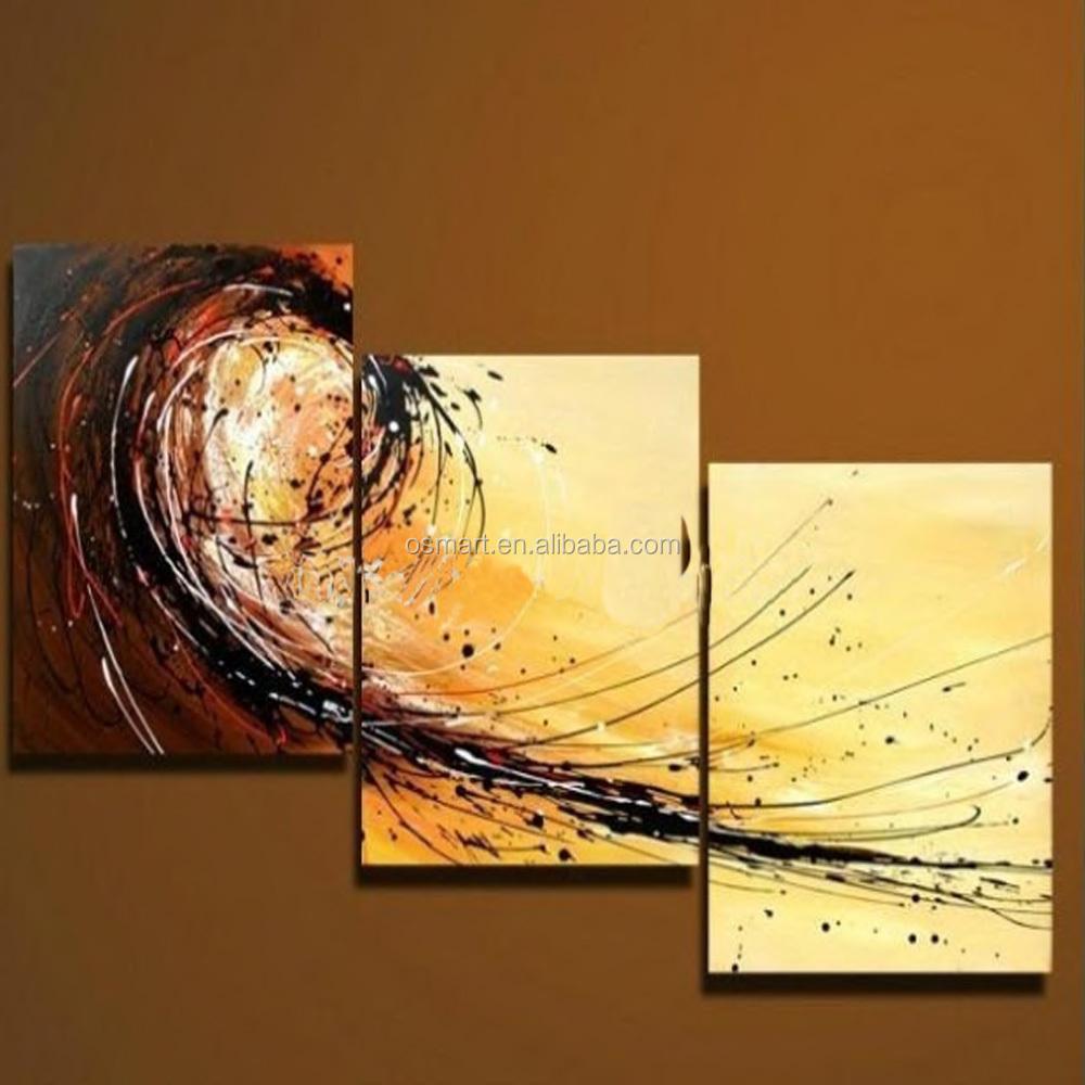 shenzhen dafen groothandel handgemaakte moderne abstracte kunst ...
