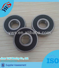 6809 6909 DDU Reduced rotation use non-contact seal small gaps to self-identification bearing