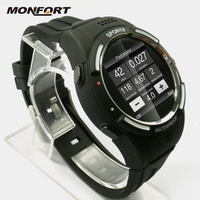 New design touch screen hand cell phone watch waterproof best wrist watch phone for iphone