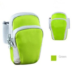 Universal Outdoor Cycling Sports Running Wrist Pouch Mobile Phone Arm Bag Wallet Waterproof Arm Band Gym Bag