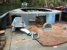 Scrap Ship Plate Material