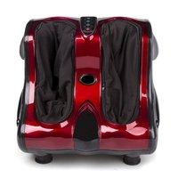 Electric Shiatsu Roller Calf Leg Foot Massager Machine