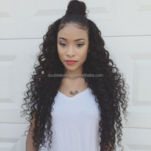 China wig supplier cheap virgin brazilian lacefront wig for black women hot selling aliexpress hair full lace wig