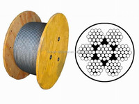 6x7 Steel Wire Rope