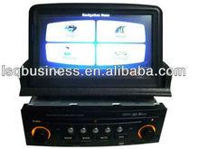 PEUGEOT 307 Central Multimedia GPS Navigation Hot Selling