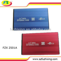 USB 2.0 2.5 inch SATA/IDE hdd hard drive disk HDD Case/enclosure/box /caddy