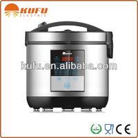 KF-B8 Hot Sale Stainless Steel Slow Cooker with CE ROHS