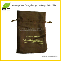 China wholesale 100% manufacturer hot sale organic cotton drawstring bag