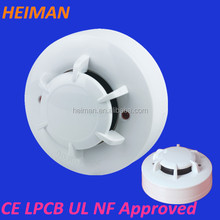 Heiman HM-613PC-2 LPCB EN54-7 CE ROHS Approved DC10-30V 2 Wire solo smoke detector tester