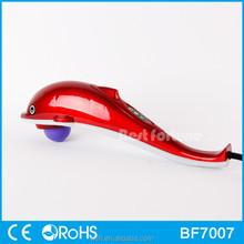 Handheld Dolphine Infrared Body Massager/Best back Massage Hammer Stick