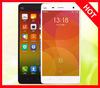 "Original XIAOMI MI4 64gb Android Phone Qualcomm Snapdragon 5.0"" IPS Capacitive Screen 3GB RAM 16GB ROM Singal SIM Card"