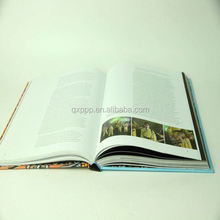 Hardcover Wire Binding Film Lamination Book