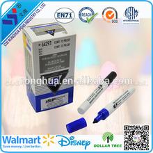 Bestselling permanent marker pen,waterproof skin safe marker pen, EN71-PASSED