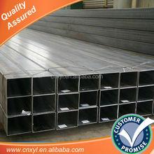 rectangular steel tube galvanized made in china