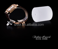acrylic sunglasses display case wood&acrylic watch display exhibitor-ec