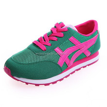sneakers women sport fashion walking shoes rubber heel for shoe