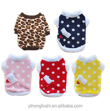 Cheap dog clothes / chihuahua dog clothing / winter dog clothes for dog