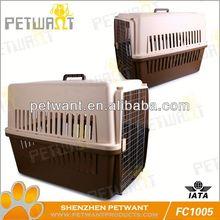 dog kennel travel walking wheels fc-1005