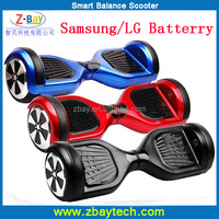 hot selling 700w motor power two wheels self balancing electric scooter