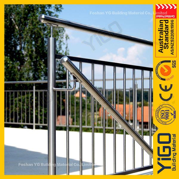 De prijzen van roestvrij staal balkon reling balkon balustrade van roestvrij staal ontwerp - Railing trap ontwerp ...